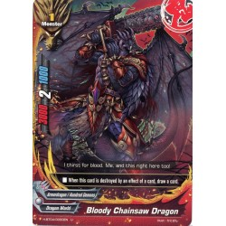 BFE H-BT04/0050EN U Bloody Chainsaw Dragon