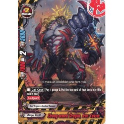 BFE H-BT04/0056EN U Strong-armed Dragon, Iron Caesar