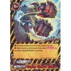 BFE H-BT04/0058EN U Raging Chained Strikes