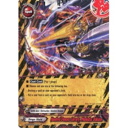 BFE H-BT04/0089EN C Hundred Demons Sorcery, Manbutsu Bakusai