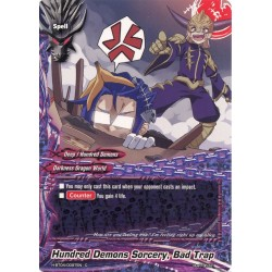 BFE H-BT04/0097EN C Hundred Demons Sorcery, Bad Trap