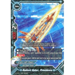 BFE H-BT04/0113EN Secret Radiant Saber, Providence