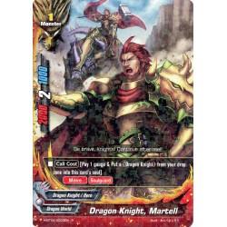 BFE H-BT04/0023EN Foil/R Dragon Knight, Martell