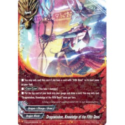 BFE H-BT04/0024EN Foil/R Dragowisdom, Knowledge of the Fifth Omni