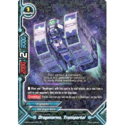 BFE H-BT04/0041EN Foil/R Dragonarms, Transportal