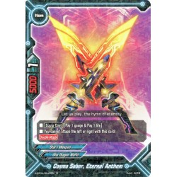BFE H-BT04/0045EN Foil/R Cosmo Saber, Eternal Anthem
