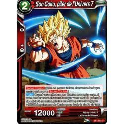 DBS TB1-003 C Son Goku, pilier de l'Univers 7