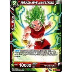 DBS TB1-016 UC Kale Super Saiyan, sœur à l'assaut