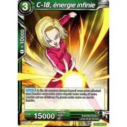 DBS TB1-055 UC C-18, énergie infinie