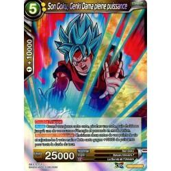 DBS TB1-075 R Son Goku, Genki Dama pleine puissance