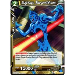 DBS TB1-091 C Maji Kayo, Être protéiforme