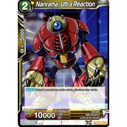 DBS TB1-092 C Narirama, Ultra Réaction