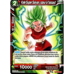 DBS TB1-016 Foil/UC Kale Super Saiyan, sœur à l'assaut