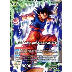 DBS TB1-050 Foil/UC Son Goku