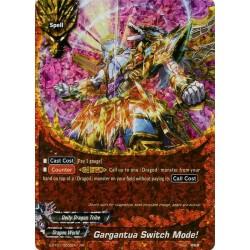 BFE S-BT01/0009EN RR Gargantua Switch Mode!