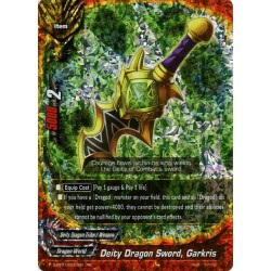 BFE S-BT01/0011EN RR Deity Dragon Sword, Garkris