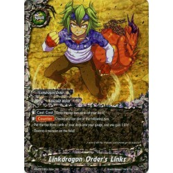 BFE S-BT01/0017EN RR Linkdragon Order's Links