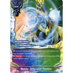 BFE S-BT01/0070EN C Notify: Defensive Tactics