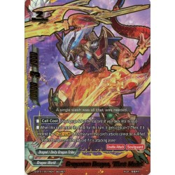 "BFE S-BT01/0074EN Secret Gargantua Dragon, ""Blast Mode"""