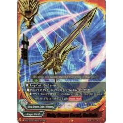 BFE S-BT01/0076EN Secret Deity Dragon Sword, Garblade