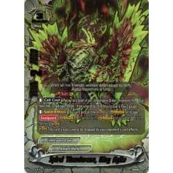 BFE S-BT01/0084EN Secret Spiral Thunderaxe, King Agito