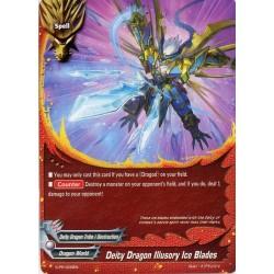 BFE S-BT01 S-PR/008EN PR Deity Dragon Illusory Ice Blades