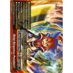 BFE S-BT01/0023EN Foil/R Deity Gargantua Punisher!!