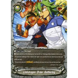 BFE S-BT01/0028EN Foil/R Linkdragon Order Gathering