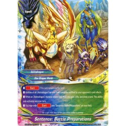 BFE S-BT01/0031EN Foil/R Sentence: Battle Preparations