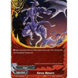 BFE S-BT01/0034EN Foil/U Force Return