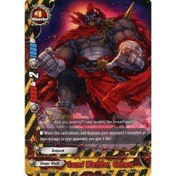 BFE S-BT01/0037EN Foil/U Crazed Warfficer, Gutsares