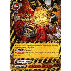 BFE S-BT01/0038EN Foil/U Invincible Knuckle!