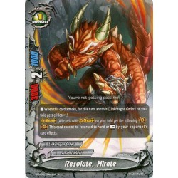BFE S-BT01/0041EN Foil/U Resolute, Hirate