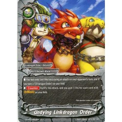 BFE S-BT01/0043EN Foil/U Undying Linkdragon Order