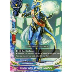 BFE S-BT01/0045EN Foil/U Govern Star Dragon, Bordure