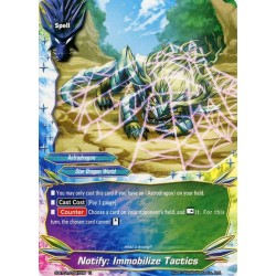 BFE S-BT01/0047EN Foil/U Notify: Immobilize Tactics