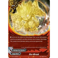 BFE S-BT01/0053EN Foil/C Gar-Break