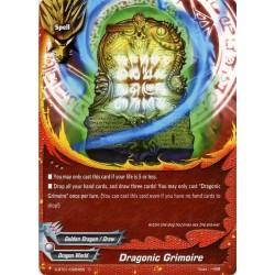 BFE S-BT01/0054EN Foil/C Dragonic Grimoire