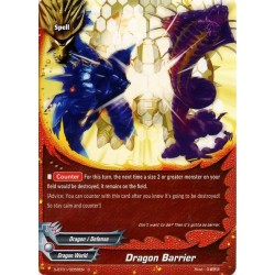 BFE S-BT01/0056EN Foil/C Dragon Barrier