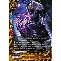 BFE S-BT01/0059EN Foil/C Crazed Girl Deity, Gothiris
