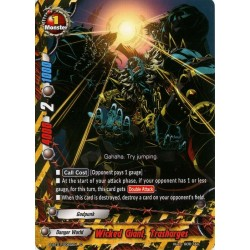 BFE S-BT01/0060EN Foil/C Wicked Giant, Trasharges