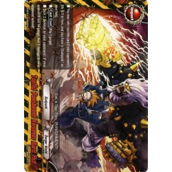 BFE S-BT01/0062EN Foil/C Topfist Punishment! Keravnos Burst Fist!