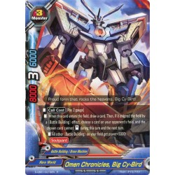 BFE S-UB01/0019EN R Omen Chronicles, Big Cy-Bird