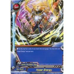 BFE S-UB01/0029EN Foil/R Hyper Energy