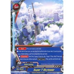 BFE S-UB01/0032EN Foil/R Super T Skytower