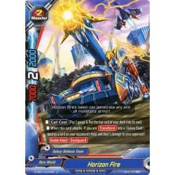 BFE S-UB01/0039EN Foil/U Horizon Fire