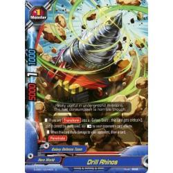 BFE S-UB01/0044EN Foil/U Drill Rhinos