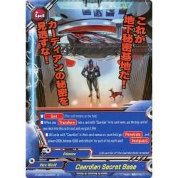 BFE S-UB01/0056EN Foil/U Caardian Secret Base