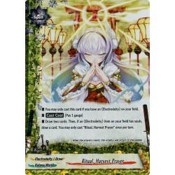 BFE S-UB02/0009EN RR Ritual, Harvest Prayer