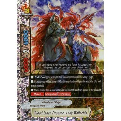 BFE S-UB02/0015EN RR Blood Lance Doyenne, Lady Wallachia